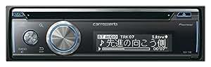 カロッツェリア(パイオニア) カーオーディオ 1Dメインユニット CD/USB/Bluetooth DEH-7100