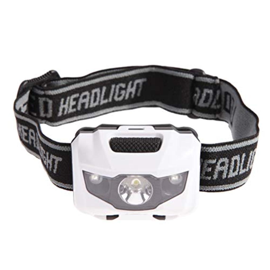 複雑な抜本的な割り当てますVORCOOL 屋内屋外キャンプ用の小型ヘッドライト軽量ヘッドランプ強力なLedヘッドライト(バッテリーなし)