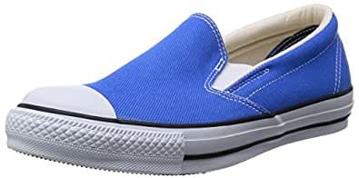 [コンバース] CONVERSE ALL STAR COLORDENIM SLIP-ON AS CDNM SP 1CJ763 (ブルー/3.5)