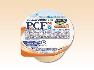 アイソカル・ジェリー PCF(ピーシーエフ) オレンジ味 66g(80kcal)×24個/箱 【栄養機能食品】 ネスレ
