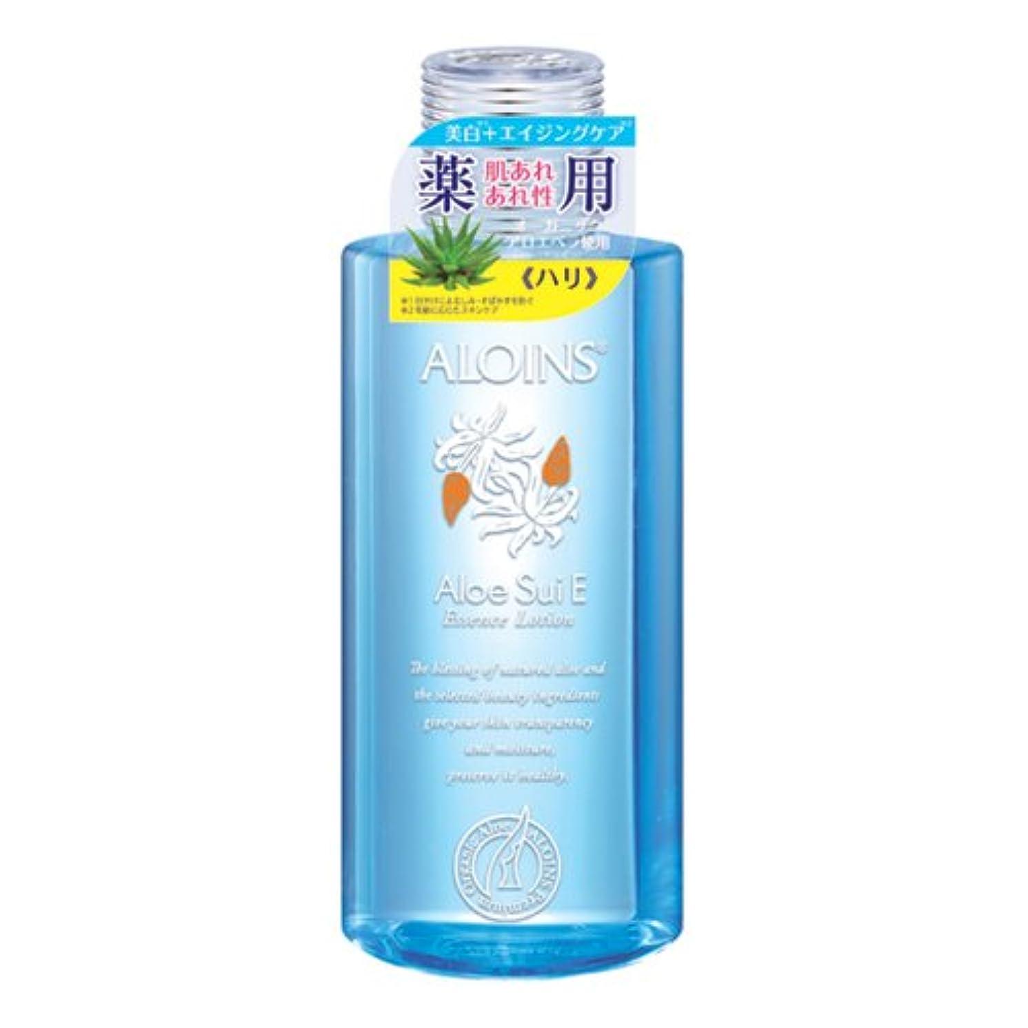 アジア人見習い北東アロインス 薬用アロエ水 エッセンスローション 200ml