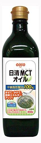 『日清 MCTオイル 450g』のトップ画像