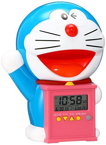 セイコー 目覚まし時計 ドラえもん JF374A