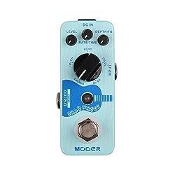 【国内正規品】 Mooer ムーアー Micro Series アコースティックギター用ディレイ&コーラスペダル Baby Water