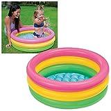 Intex Sunset Glow Baby Pool (85cm x 25cm)
