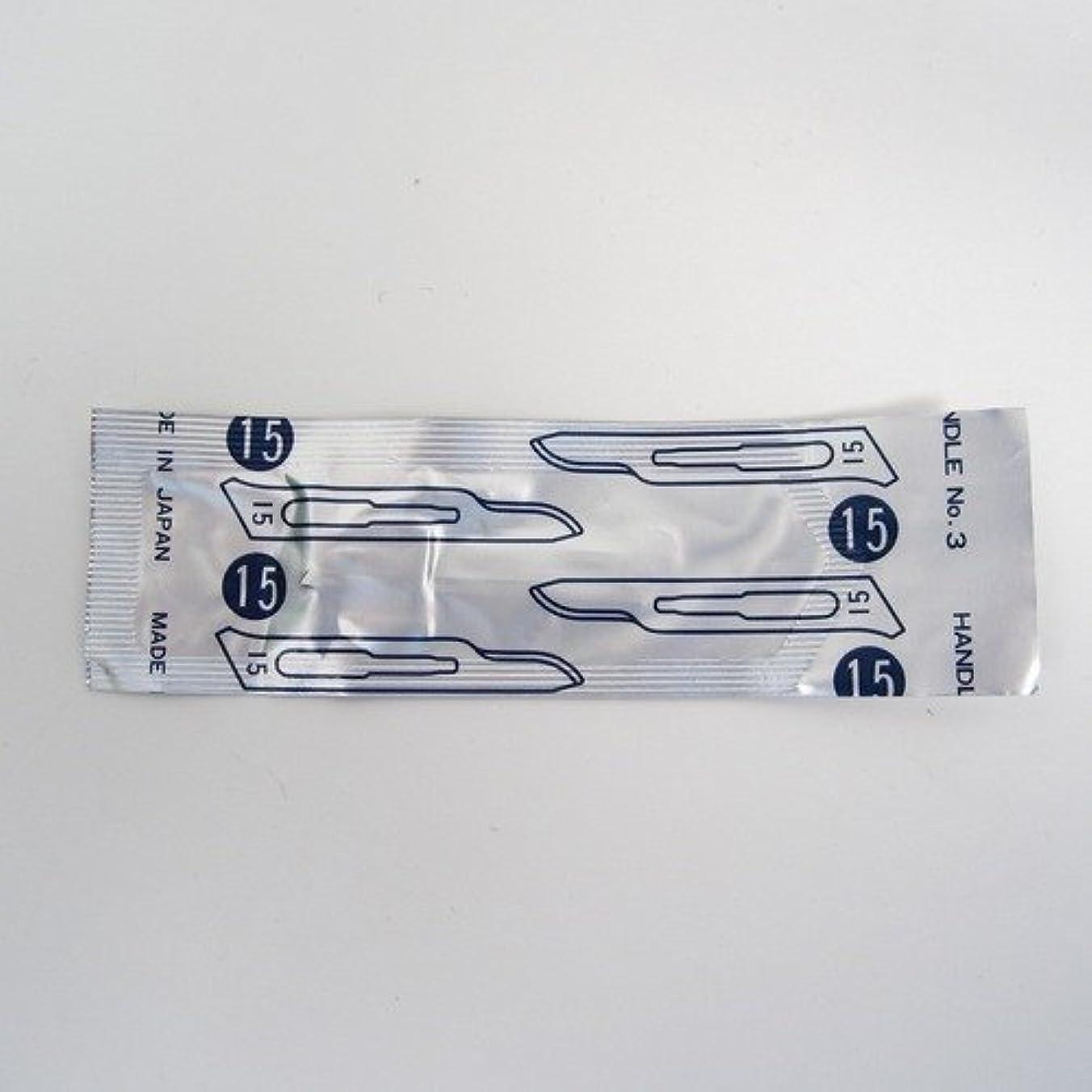 夕食を作る権威カエルフェザー メス替え刃 #15
