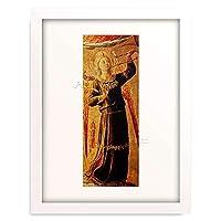 フラ・アンジェリコ 「Musical Angel.」 額装アート作品