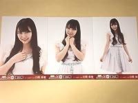 AKB48 白間美瑠 2017 第7回 紅白対抗歌合戦 会場生写真 3種コンプ TOKYO DOME CITY HALL NMB48