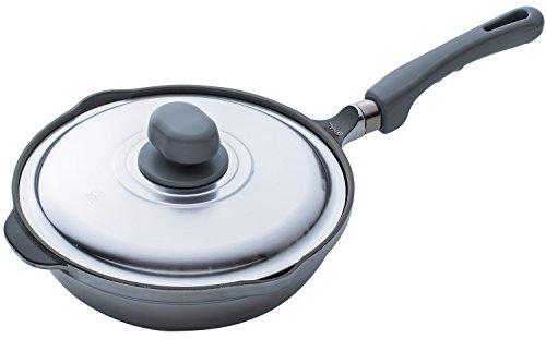 HALムスイ HAL万能無水鍋26 無水調理 26cm フライパン型無水鍋(R) 日本製 600036