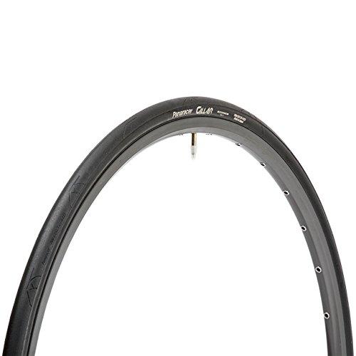 パナレーサー(Panaracer) クリンチャー タイヤ [700×25C] ジラー F725-GL-B ブラック ( ロードバイク / ロードレース ヒルクライム用 )