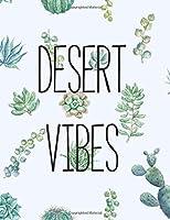Desert Vibes Journal