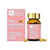 KWC 大豆イソフラボン サプリメント 約30日分 60粒