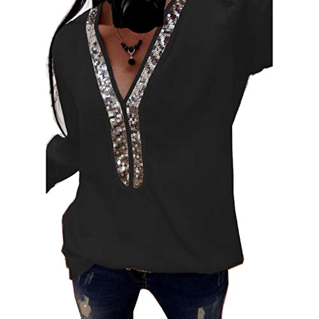 結論ラベル豊富MIFAN長袖シャツ、ゆったりしたTシャツ、カジュアルTシャツ、コットンシャツ、女性トップ、プラスサイズトップ、夏シャツ