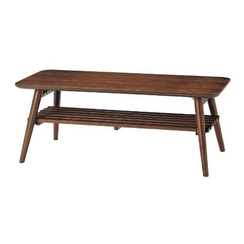 koeki センターテーブル slan ウォールナット SLA-1045(WT)
