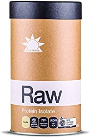 Amazonia Raw Protein Isolate Vanilla 500 g