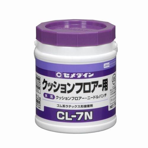 クッションフロアー用接着剤 CL-7N 1Kg 1Kg