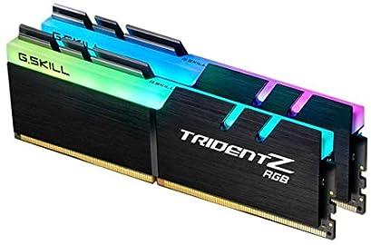 G.skill DDR4 Trident Z RGB F4-3200C16D-16GTZR (DDR4-3200 8GBx2)