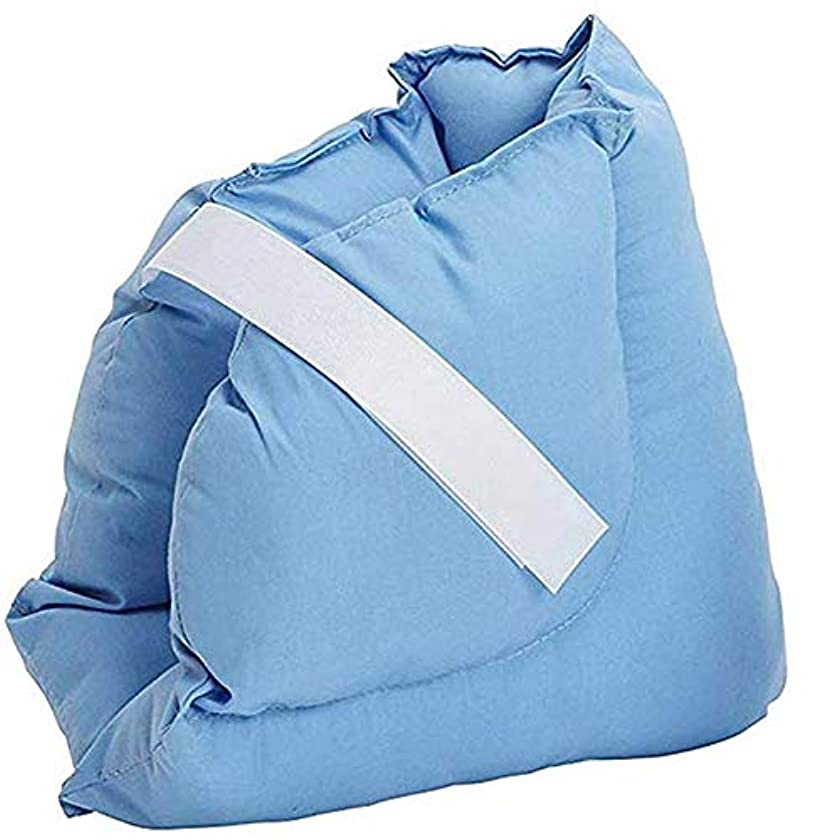 防衛テントなめるヒールクッションプーにきびの予防のためのヒールプロテクターアキレス腱プロテクター褥瘡 シングル