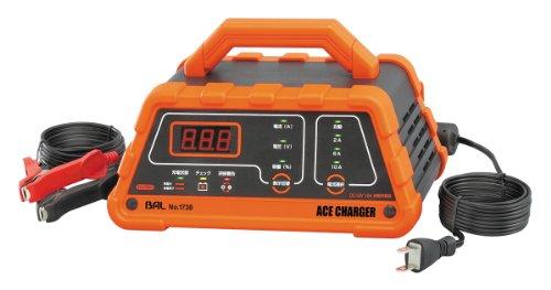 バル(BAL) 12Vバッテリー専用 ACE CHARGER...
