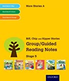 Oxford Reading Tree: Level 5: More Stories A: Group/Guided Reading Notes