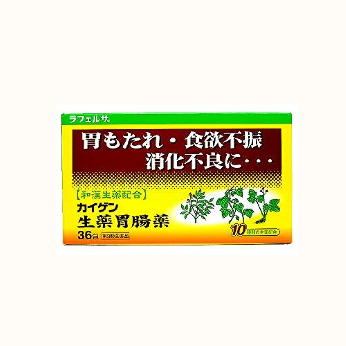 昆虫シャトル失望【第3類医薬品】カイゲン生薬胃腸薬 PB 36包