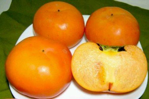 奈良産 富有柿 7.5kg 2Lサイズ 24個前後入り 種有
