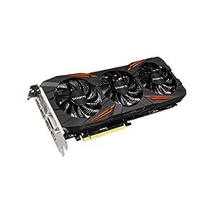 GIGABYTE ビデオカード NVIDIA GeForce GTX 1070搭載  オーバークロック ゲーミングモデル GV-N1070G1 Gaming-8GD