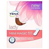 Tena Lady Odour Control Pads Mini Magic 34