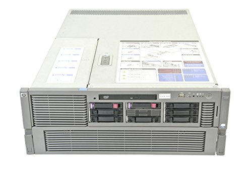 hp Integrity rx3600 Itanium9140-1.6GHz/4GB/72GB*2/DVD/AC*2 【中古】