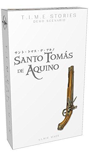 T.I.M.E ストーリーズ:サント・トマス・デ・アキノ 日本語版