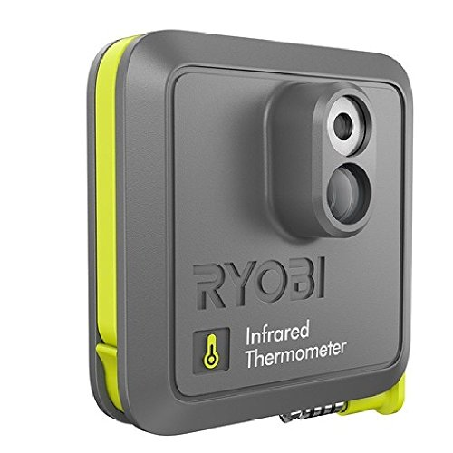 Ryobi スマートフォン用赤外線放射温度計 ES2000 iPhone( ...