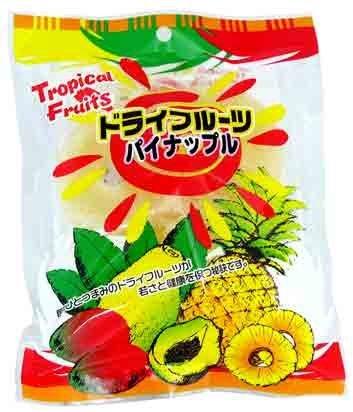 ドライフルーツ パイナップル 200g×1袋 豊物産 食物繊維やミネラル豊富なドライフルーツ 甘酸っぱさがクセになるドライパイン ヨーグルトやシリアルに