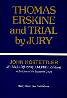 Thomas Erskine And Trial by Jury