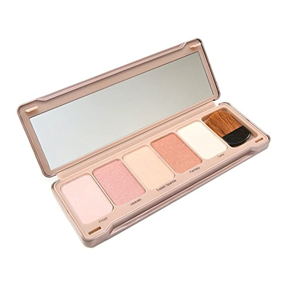 BEAUTY CREATIONS More Highlighters Palette (並行輸入品)