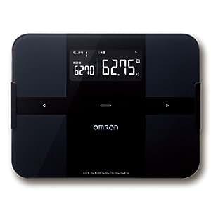 オムロン 体重体組成計 OMRON connect対応 HBF-256T-BK