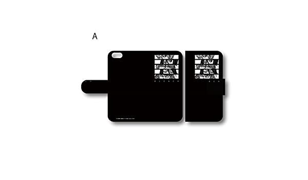 1c33f1abf6 Amazon.co.jp: BLEACH 手帳型スマホケース (iPhone6Plus/6sPlus/7Plus/8Plus) A: ホビー