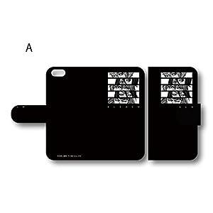 BLEACH 手帳型スマホケース (iPhone5/5s/SE) A