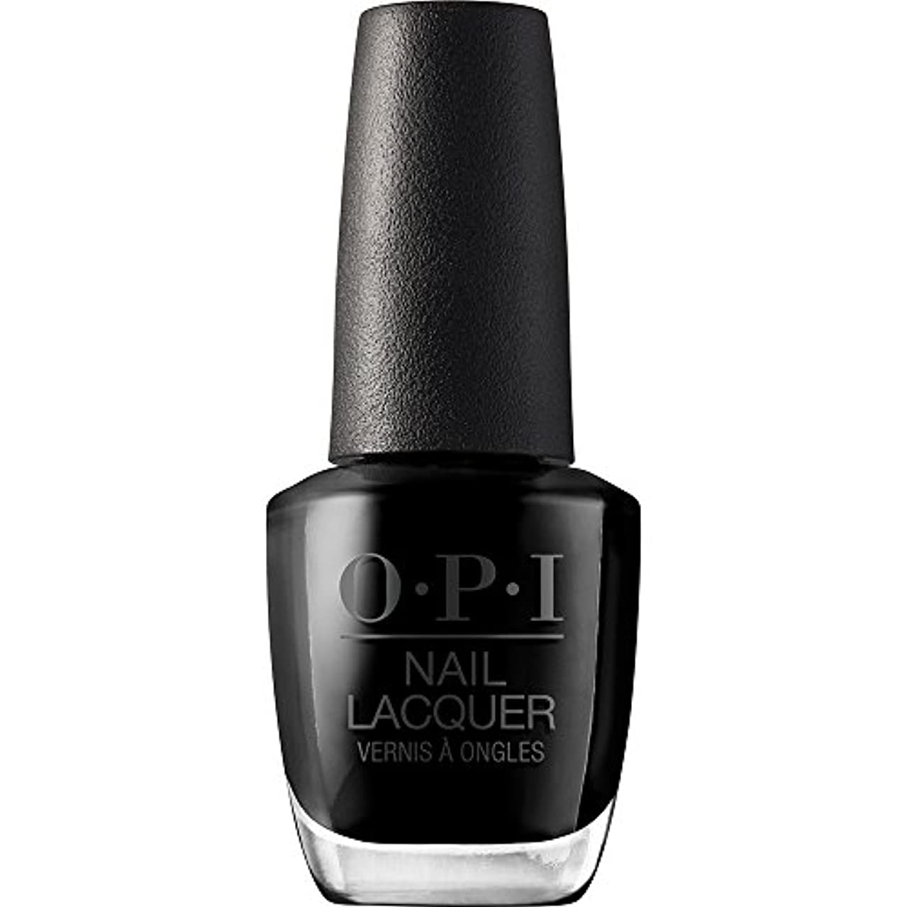たぶん体系的に好きであるOPI(オーピーアイ) NLT02 ブラック オニキス
