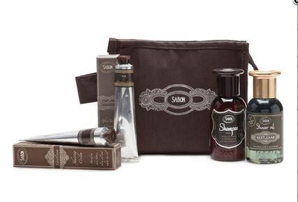 SABON サボンギフトセットTravel kit Gentleman ジェントルマントラベルキット [並行輸入品]