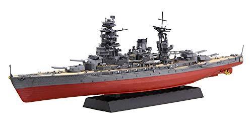 フジミ模型 1/700 艦NEXTシリーズ No.13 日本海軍戦艦 長門 昭和19年/捷一号作戦 色分け済み プラモデル 艦NX13