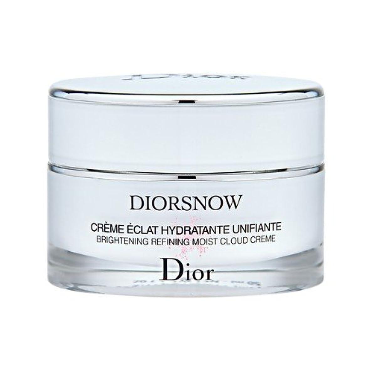 警官外出王子クリスチャン ディオール(Christian Dior) スノー ブライトニング モイスト クリーム 50ml[並行輸入品]