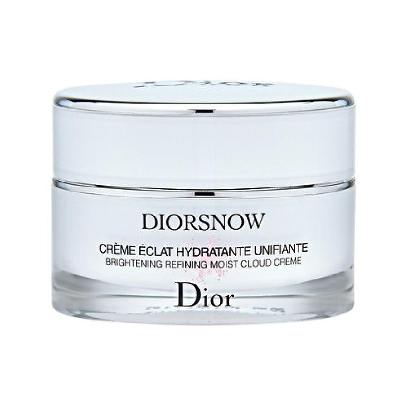 はちみつ鋸歯状誰でもクリスチャン ディオール(Christian Dior) スノー ブライトニング モイスト クリーム 50ml[並行輸入品]
