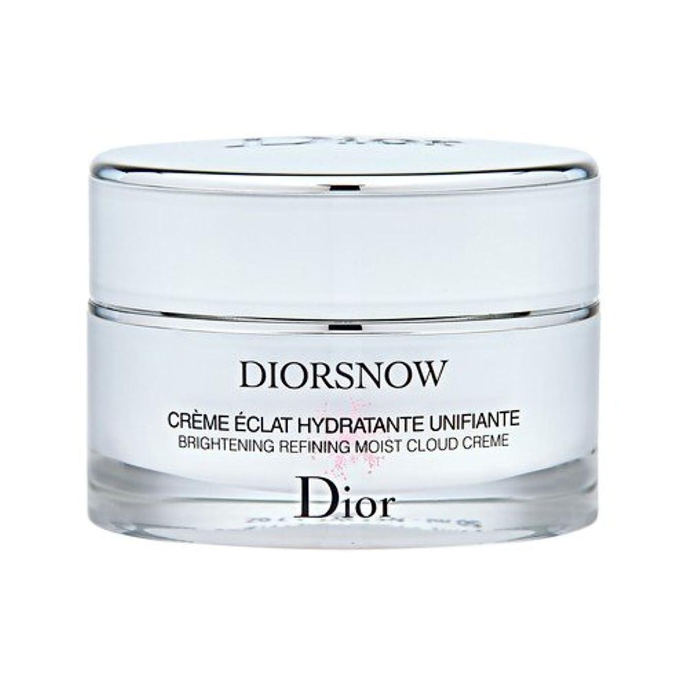 しみ嬉しいですコロニークリスチャン ディオール(Christian Dior) スノー ブライトニング モイスト クリーム 50ml[並行輸入品]