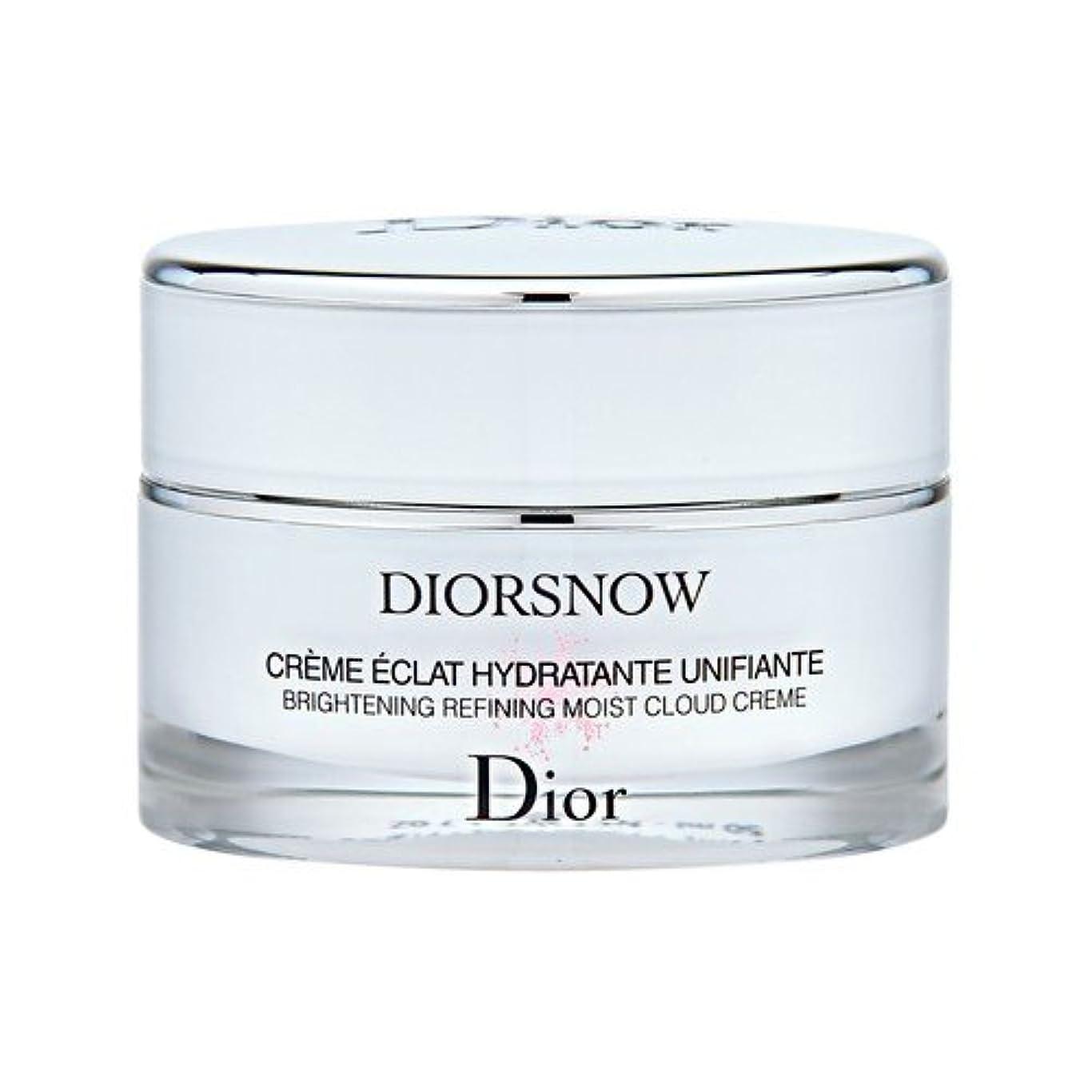 記念日カウンターパートペッククリスチャン ディオール(Christian Dior) スノー ブライトニング モイスト クリーム 50ml [並行輸入品]