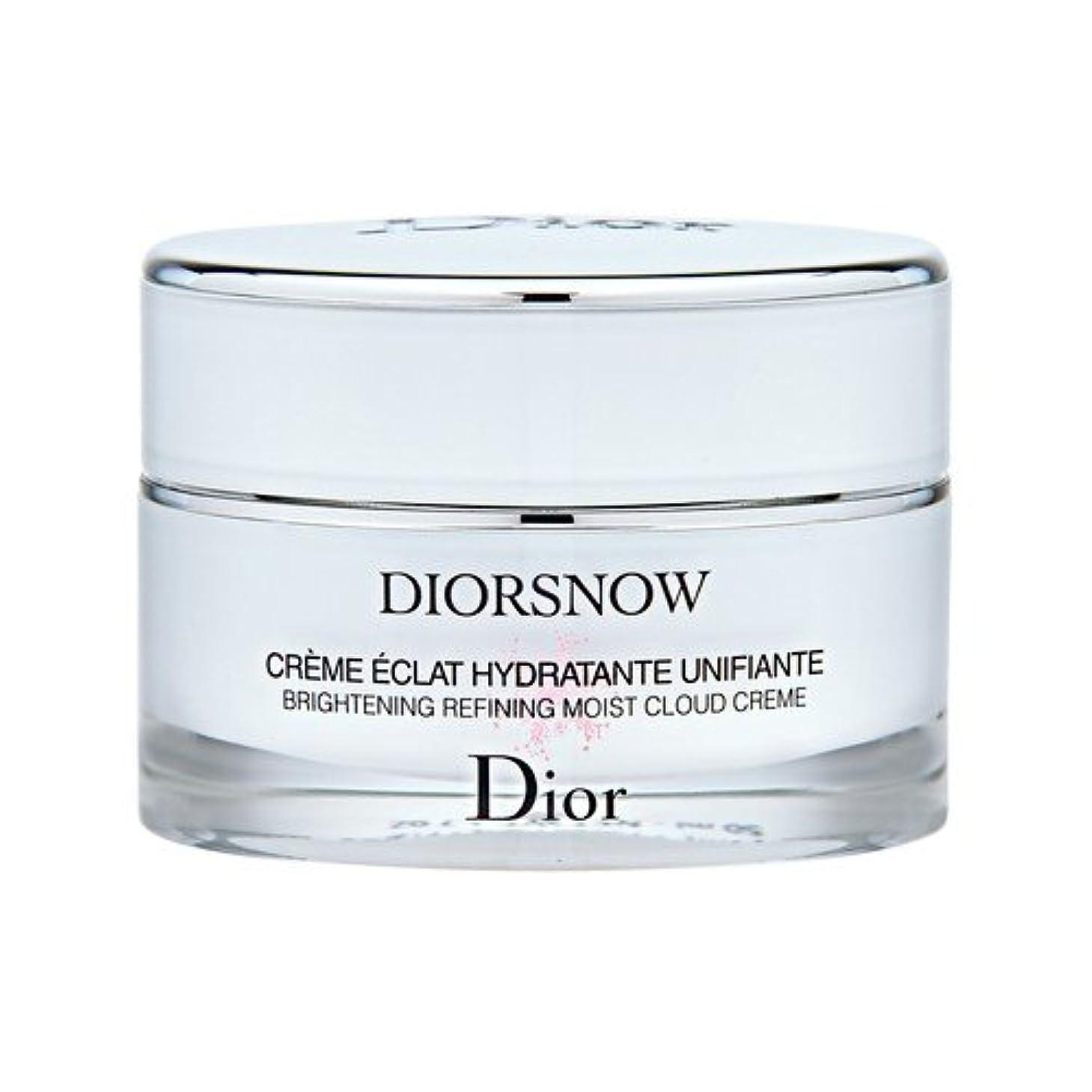 不合格バイオリニストさわやかクリスチャン ディオール(Christian Dior) スノー ブライトニング モイスト クリーム 50ml[並行輸入品]