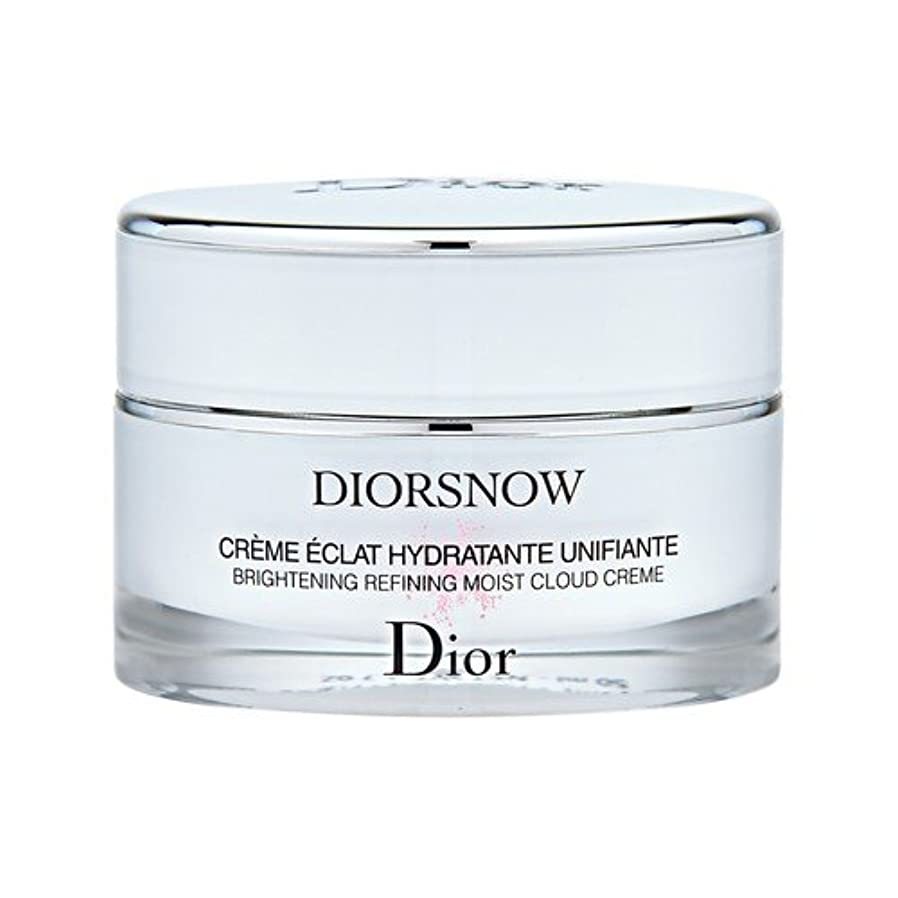 ほこりっぽいゆるくシーケンスクリスチャン ディオール(Christian Dior) スノー ブライトニング モイスト クリーム 50ml[並行輸入品]