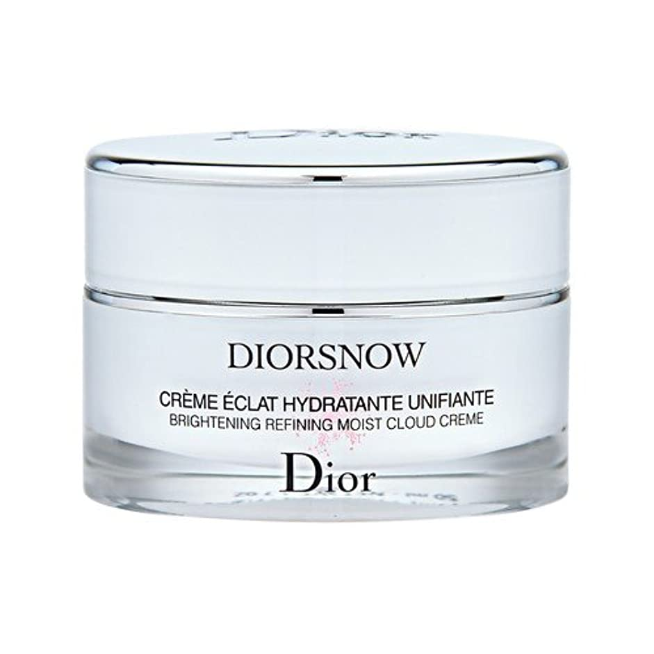 メリーに沿って不誠実クリスチャン ディオール(Christian Dior) スノー ブライトニング モイスト クリーム 50ml[並行輸入品]