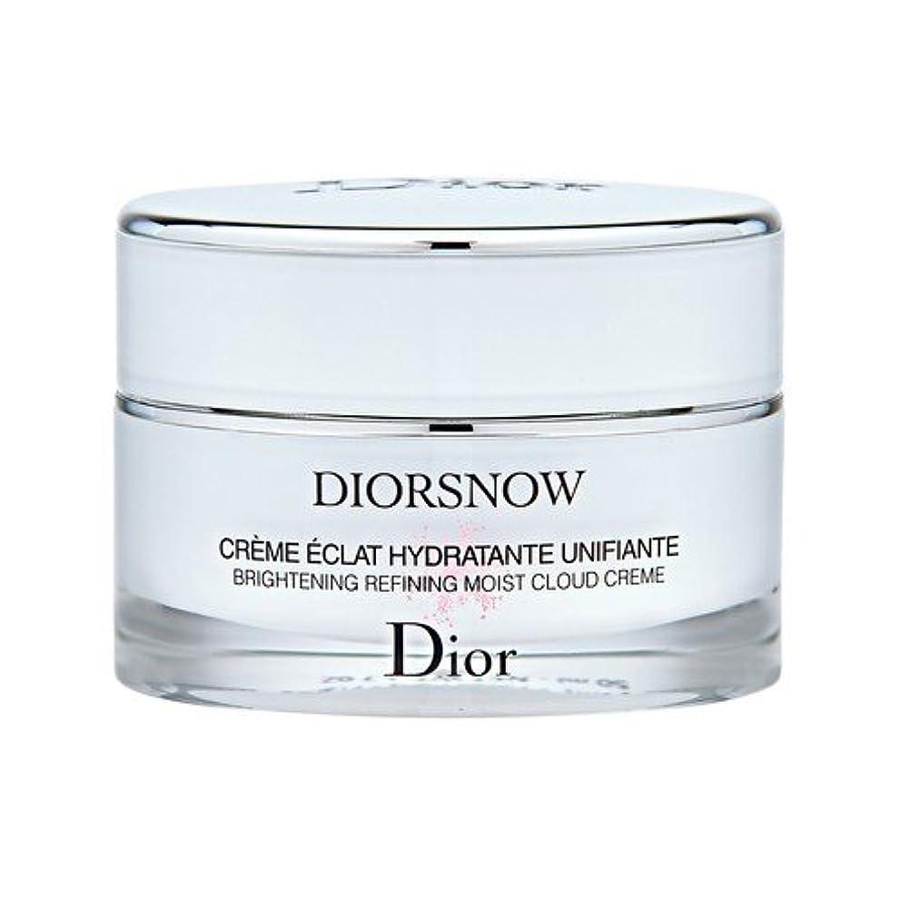 罰する構造セールクリスチャン ディオール(Christian Dior) スノー ブライトニング モイスト クリーム 50ml[並行輸入品]