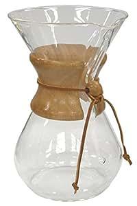 CHEMEX コーヒーメーカー 6カップ CM-6A 【正規輸入品】