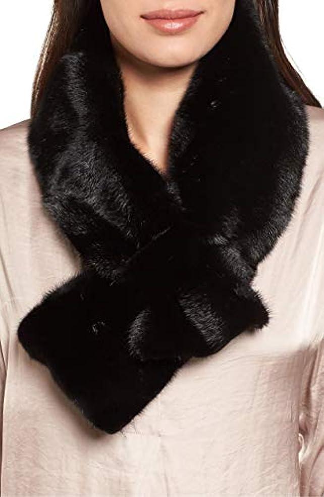 学期注目すべきゴシップ[マックスマーラ] レディース マフラー?ストール?スカーフ Max Mara Genuine Mink Fur Collar [並行輸入品]